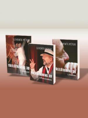 Túlélőtréning borítója - Könyvmentorok