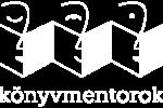 Konyvmentorok logo feher